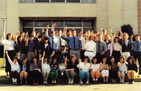 #TBT Throwback to the DCC Class of 1989