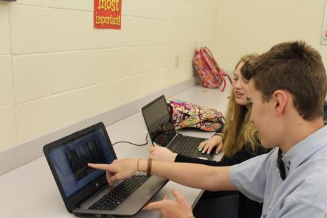 DCC Students in Media and Games End the Year By Creating Great Games