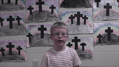 Faces in the Crowd – DCC Kindergartener Can Name All the Presidents