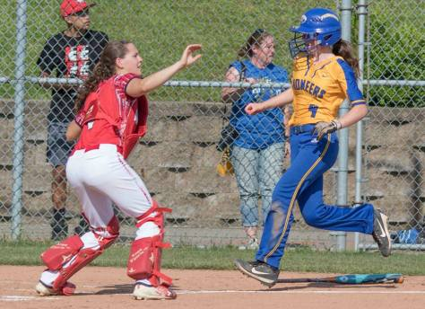 DCC Softball Finishes Season with Loss at State Semifinal – Lots of Pics