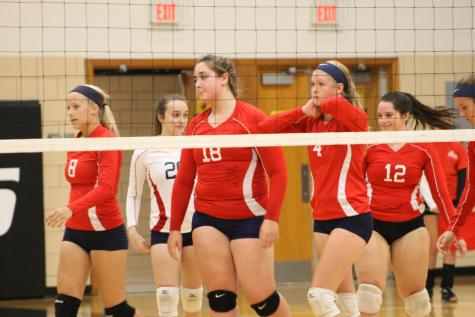DCC Girls Volleyball Has Difficult Regular Season Overlooked by Strong Tournament Performance