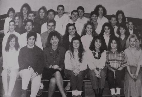 #TBT Throwback to the DCC Varsity Club of 1990