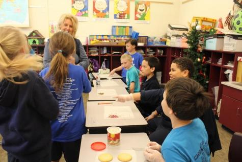 3rd Graders Learn Economics with Cookies – Picture Gallery