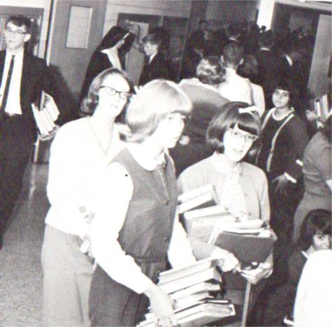 #TBT Throwback to Days with No Backpacks – 1966