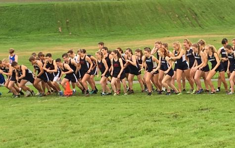 Cardinals Outrun Dutch at Brookville Cross Country Tri-Meet