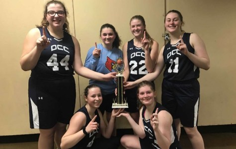 DCC Girls JV Basketball – A Force in Action