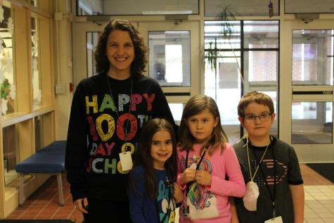 DCC Celebrates the 100th Day of School!