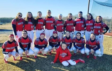 DCC Softball is Off to a Great Start