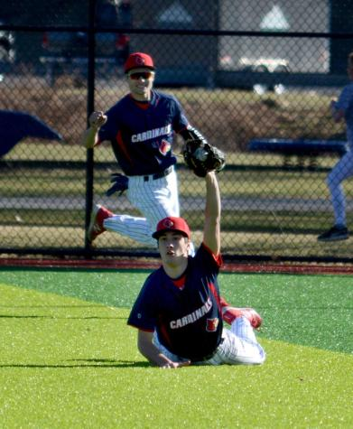 DCC Baseball Off to a Great Start