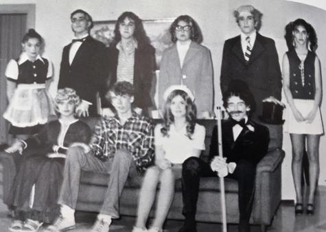 #TBT Throwback to National Honor Society from 1979