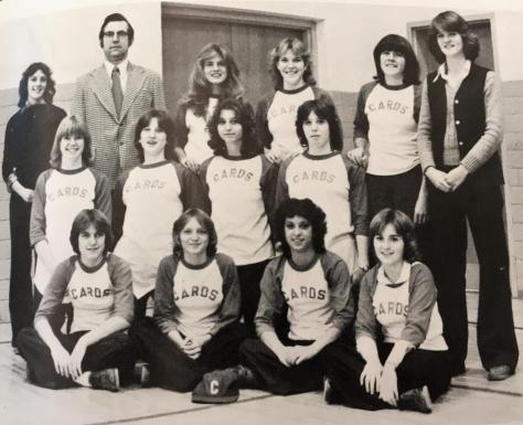 #TBT Throwback to the DCC Softball Team from 1980