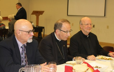 DCC Thanks Supporters at Annual Bishop's Dinner