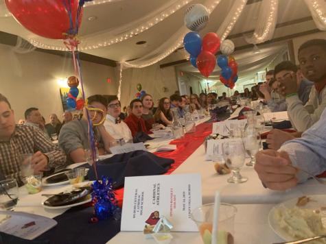 DCC Athletes Honored at Annual Sports Banquet