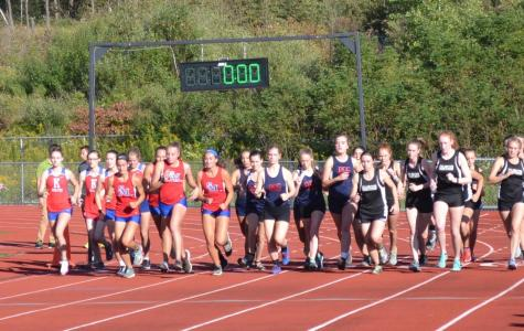 Cardinal Runners Debut on DHS Course