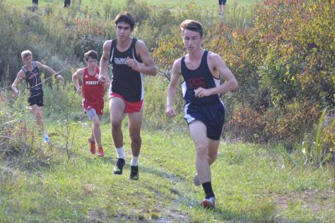 Cardinals Keep High Rankings in Cross Country