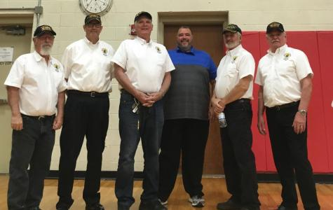 Vietnam Vets Speak to Students about Their Experiences