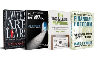 Mark J Kohler talks about placing your rental in an LLC.