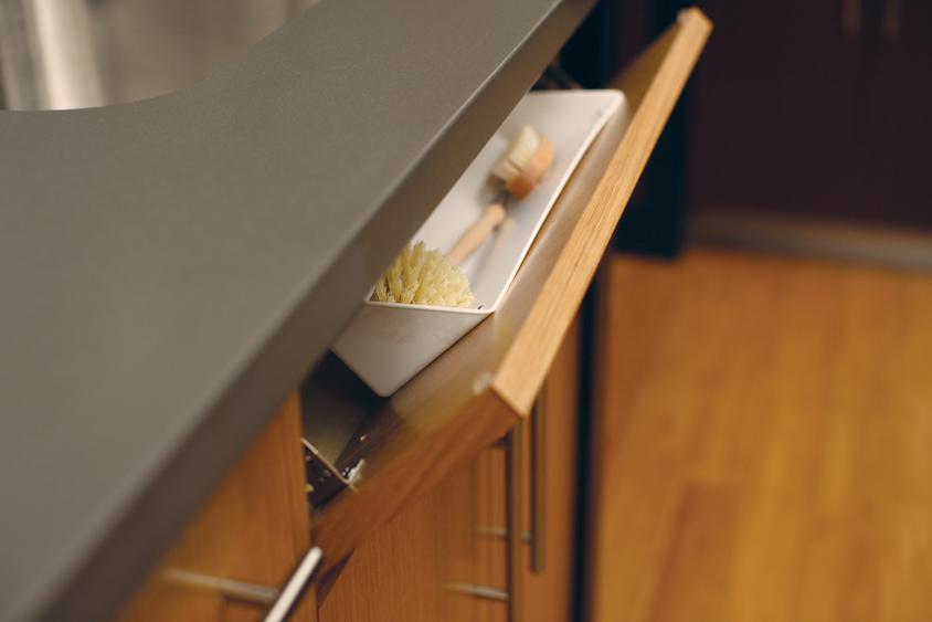 Cardinal Kitchens Amp Baths Storage Solutions 101 Sink