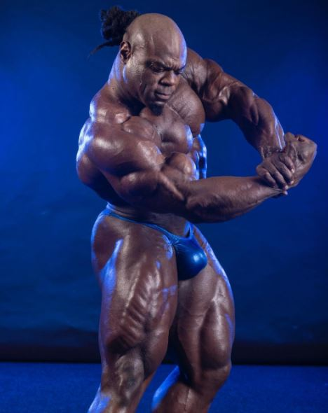 Kai Greene Mr. Olympia