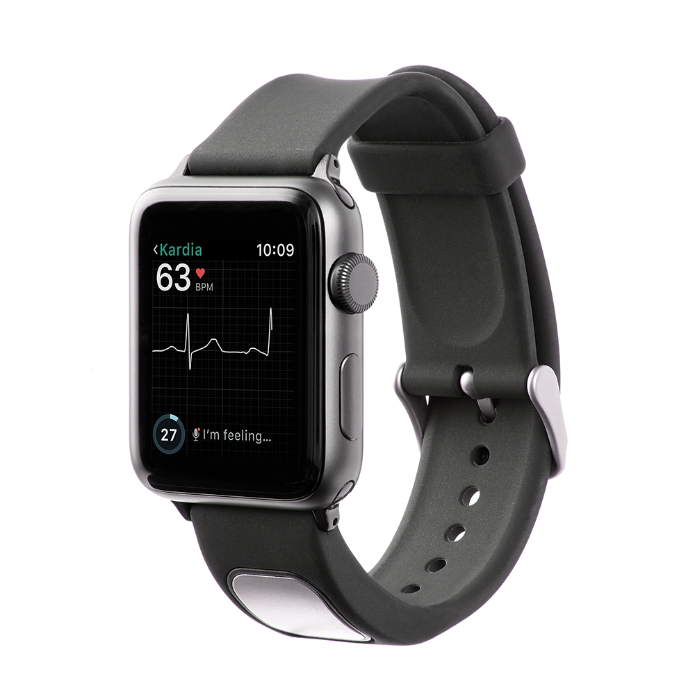 6c2004a406b FDA Approves ECG Band For Apple Watch