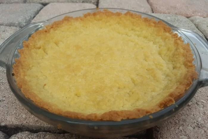 Diet recipe Pie Crust