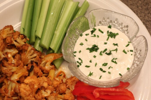 CardioMender, MD Blue Cheese Dip and Dressing