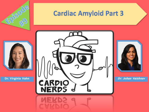 Drs. Joban Vaishnov and Virginia Hahn from Johns Hopkins Cardiology join the Cardionerds Cardiology Podcast