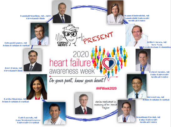 CardioNerds Heart Failure Series
