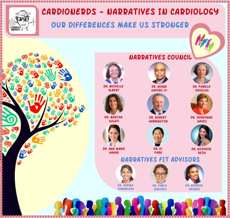 CardioNerds Narratives in Cardiology