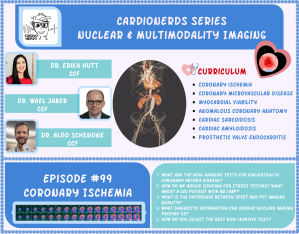 99. Nuclear and Multimodality Imaging – Coronary Ischemia