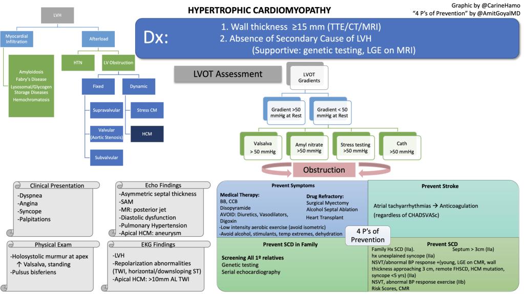 CardioNerds Hypertrophic Cardiomyopathy