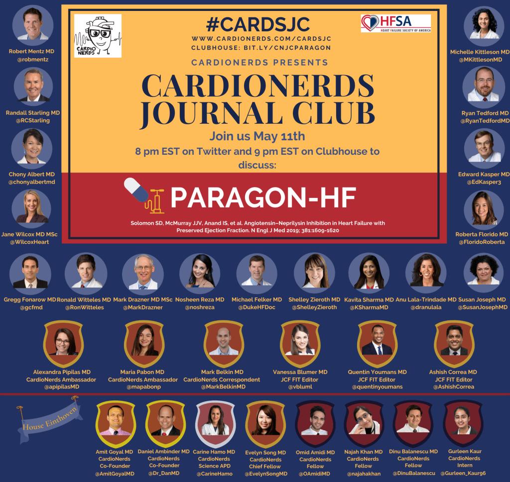 CardsJC PARAGON-HF Promo 5.11.21