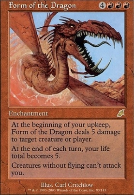Scourge: Form of the Dragon