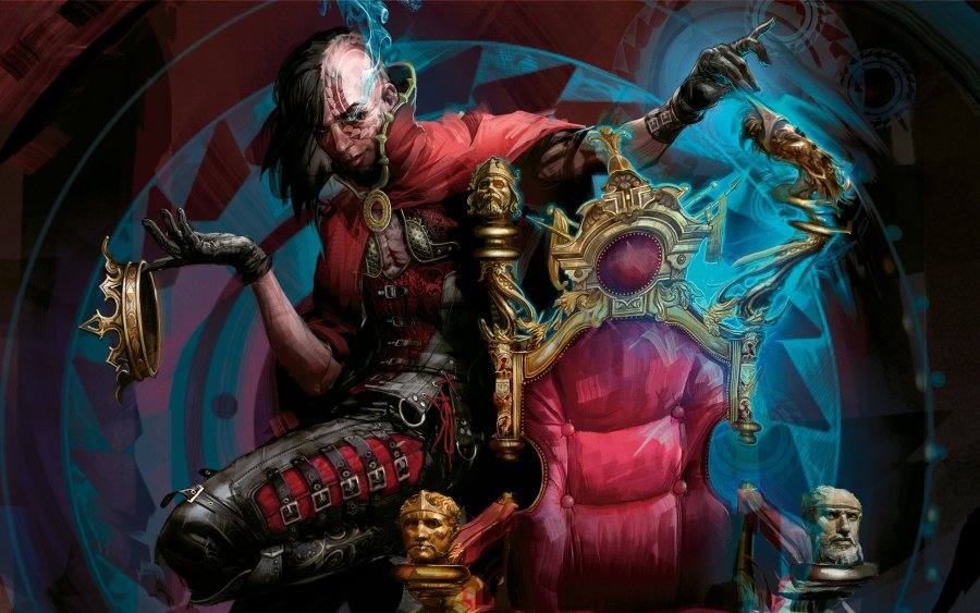 A Magic: The Gathering Glossary