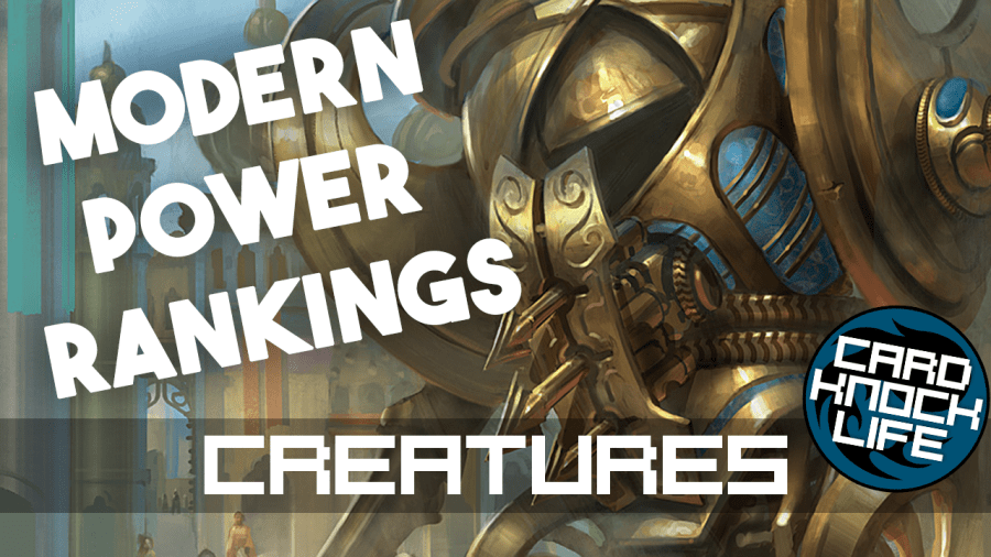 Modern Power Rankings: Top 10 Creatures