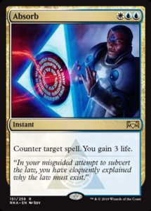 A Look Into Blue-Based Control in Standard with Ravnica Allegiance