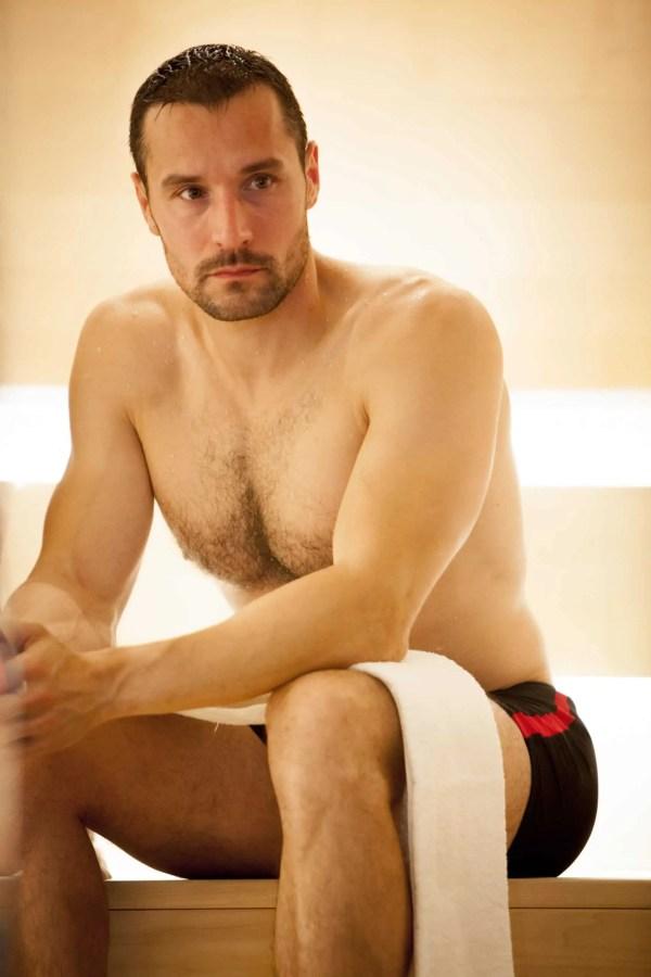 Maillot de bain CARDOMAN homme CARDO Paris piscine swimwear joli élégant confortable français