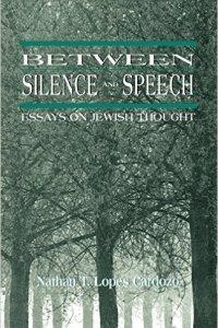 Cover: Between Silence & Speech