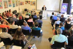 Rav Cardozo Limmud Jerusalem2015-4