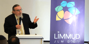 The Challenge of Limmud