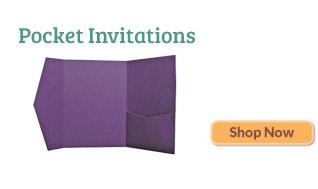 Diy Pocket Invitation Card