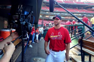 Sir Adam Wainwright (Photo credit: St. Louis Cardinals)