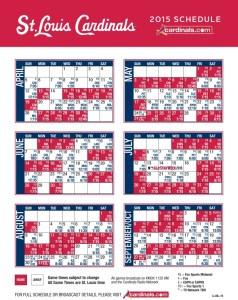 2015 Schedule_30615