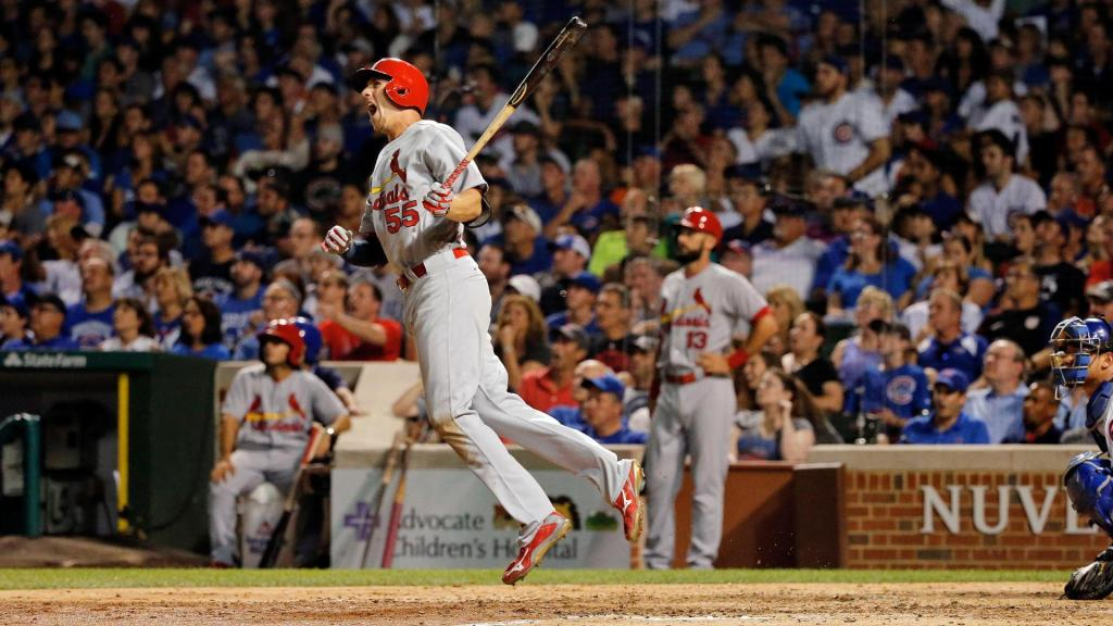 Piscotty home run (ESPN.com)