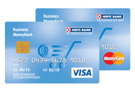 HDFC Credit Card | Money Back Credit Card