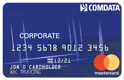 Comdata MasterCard | Savings Where it Matters Most!!!