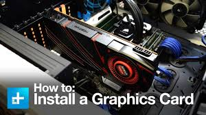 Best Way to Install a Graphics Card drivers