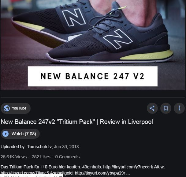 New Balance Sign In