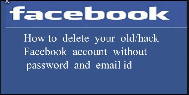 How to Delete Facebook Account Without Password | How To Deactivate Facebook Account Without Password