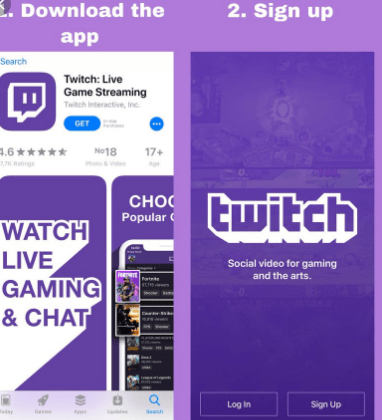 twitch app download